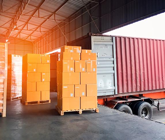 Перевозка сборных грузов из Франции